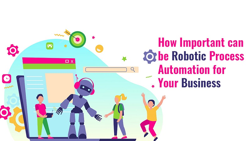 How Important Can Be Robotic Process Automation For Your Business